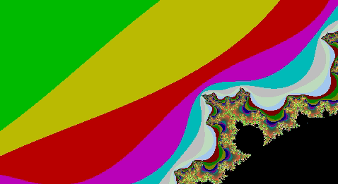 computer generated fractal