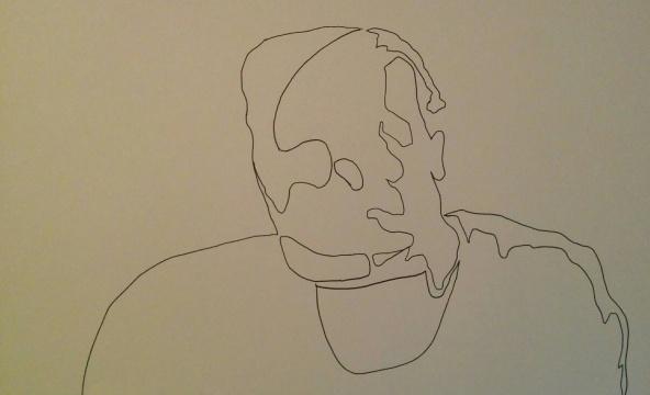 Dessin portrait 2