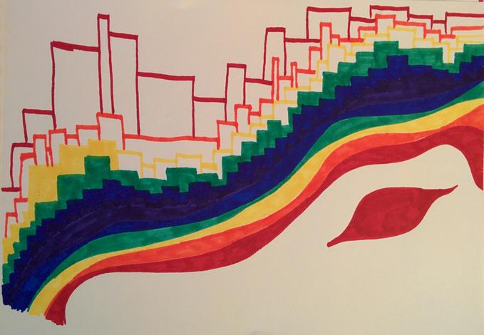 Rainbowzilla